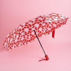 NWT Catherine Malandrino floral umbrella